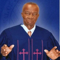 Pastor Leroy Tyus