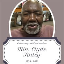 Min. Clyde Finley