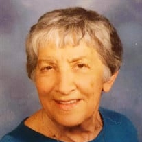 Doris Mae McConnell