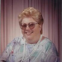"""Elizabeth Jane """"Betty"""" Renkin"""