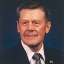 LtCol Jack Owen Campbell USAF, Ret.