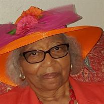 Mrs. Dorothy Lowe Cherry