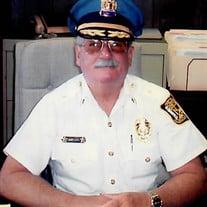 Bob Boyd, CMPD Chief, Ret.