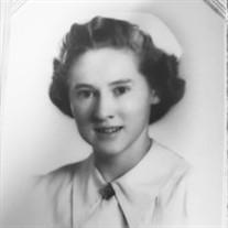Edith Lorraine Barge