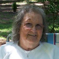 Margaret Ann Bumgarner