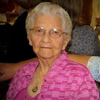 Mrs. Sylvia Marie Grant Ross