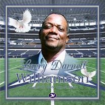 Mr. Larry Darnell Williamson