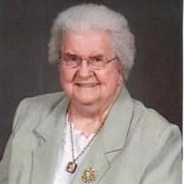 Beatrice A. Evans
