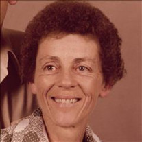 Beverly J McGinnis