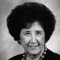 Mrs. Aminuan Saylors Webb
