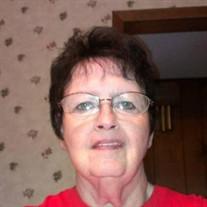 "Mrs. Shirley Jane ""Janie"" Shelton Bouscher"