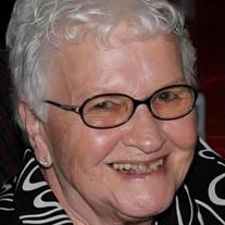 Sylvia Sue Smith Cuthrell Eudy