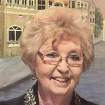 Charlotte Garner Naylor of Henderson