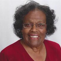 Mrs. Vivian Mack