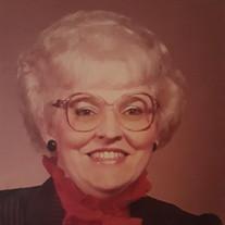 Rosalie Buchanan Walker