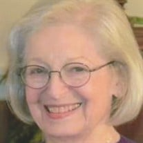 """Elizabeth """"Betty"""" Ann Rush Carr"""