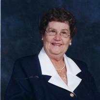 "Margaret ""Peggy"" Ruth Grilz"