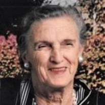Elizabeth Jane Taylor Burgess