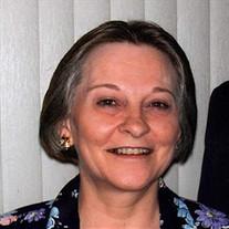 Yvonne Sue Stults
