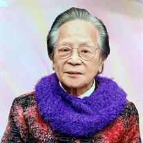Mrs Sau Chun Lam Tsang