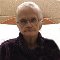 Frances Faye Hughes of Deanburg