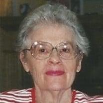 Frances Lucille Christopher