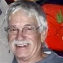"""Mr. Ferall """"Fireball"""" Dean Roberts"""