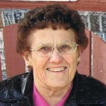 Betty J. (Brown) Christensen