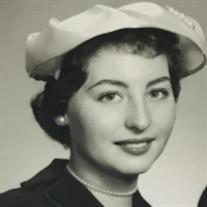 Frances Currie Pfefferle