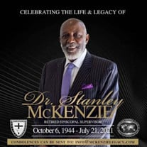 Dr. Stan McKenzie