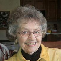 Constance Joyce Stensaas