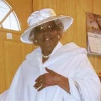 Mrs. Loise Mae Lewis