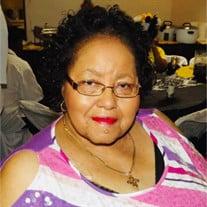 Mrs. Geraldine Blanche Green