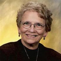 Patricia (Pat) Jane Littlefield Dannheim