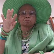 Bertha M. Stanton