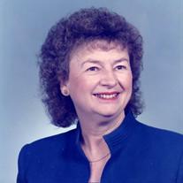 Audrey Martha Burglund