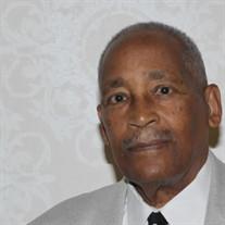 Command Sergeant Major William Crisp Retired