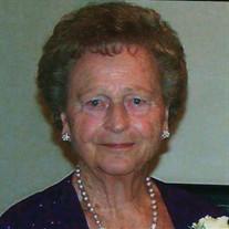 Mary Evelyn Garner