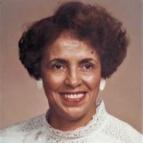 Ms. Elsie Marie Sanders