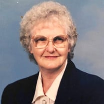 "Mrs. Iris Latrelle ""Mc Mc"" Brock McFarlin"