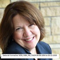 Deborah Anne Axmacher