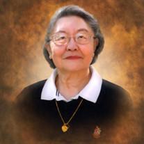 """Naichih """"Nancy"""" M. Wang"""