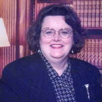 Dr. Martha Elaine Rogers