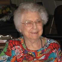 Geraldine Belle McAhren