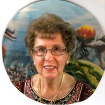 Mrs. Joenell W. Blackwelder 96 of Clay Hill