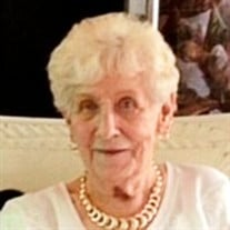 Geraldine Gloria Anderson