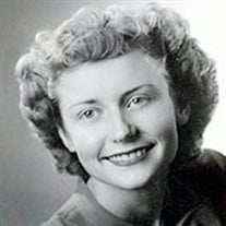 Marilyn Yvonne (Kolsrud) Overby