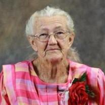 Mrs. Serena Guffey Grove
