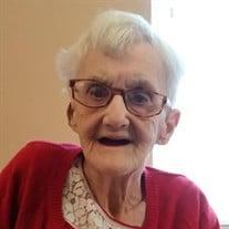 Mildred Louise Buchanan Combs