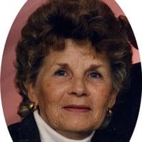 Violet Kathleen Buckler Stone